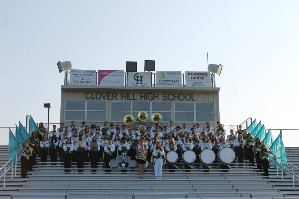Marching Cavaliers 2014